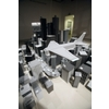 The Finishing Touch, mixed media installation, Huntington Beach Art Center